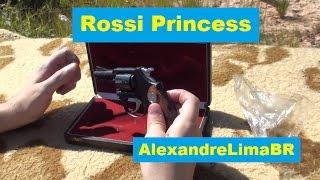 Revólver Rossi Princess em .22 LR
