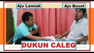 DUKUN CALEG (Komedi Minang) - Ajo Buset - Ajo Lamiak