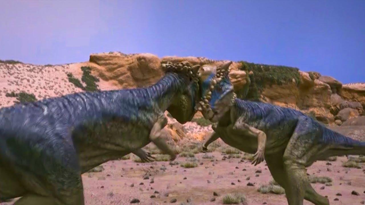 Was a Pachycephalosaurus' Head Tougher Than a Helmet? | Deadly Dinosaurs | Earth Unplugged