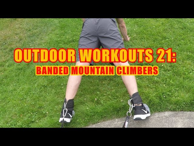 Nature Exercise aka Outdoor Workouts Have Higher Benefits