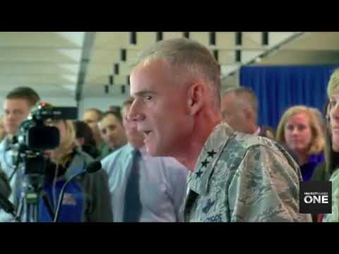 👏🏽 Lieutenant General Jay B Silveria Gives Powerful Speech Against Racism in USAFA