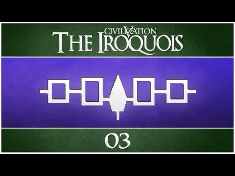 Civilization 5 - Vox Populi as The Iroquois - Episode 3 ...Nomadic Bards...