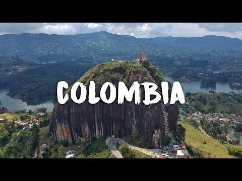Colombia Travel Video