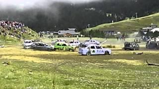 Crash car Encamp '15
