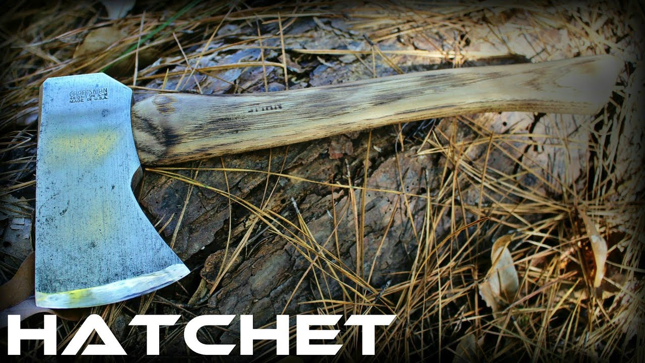 restoring a hatchet viking ish sort of youtube