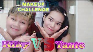 Download MAKEUP CHALLENGE CEWEK TOMBOY JADI SEXY with TANTE TUTORIAL