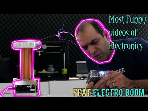 Electro boom funny | part 1| funny moments|ft.electro boom
