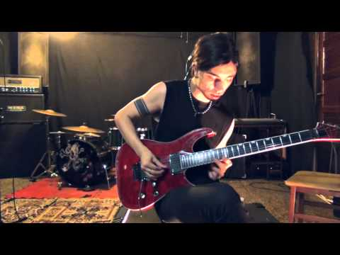 Altitudes - Jason Becker Guitar Cover by Alvaro Clavel