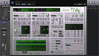 Download Lagu Rob Papen RAW Synth Plugin Preview mp3