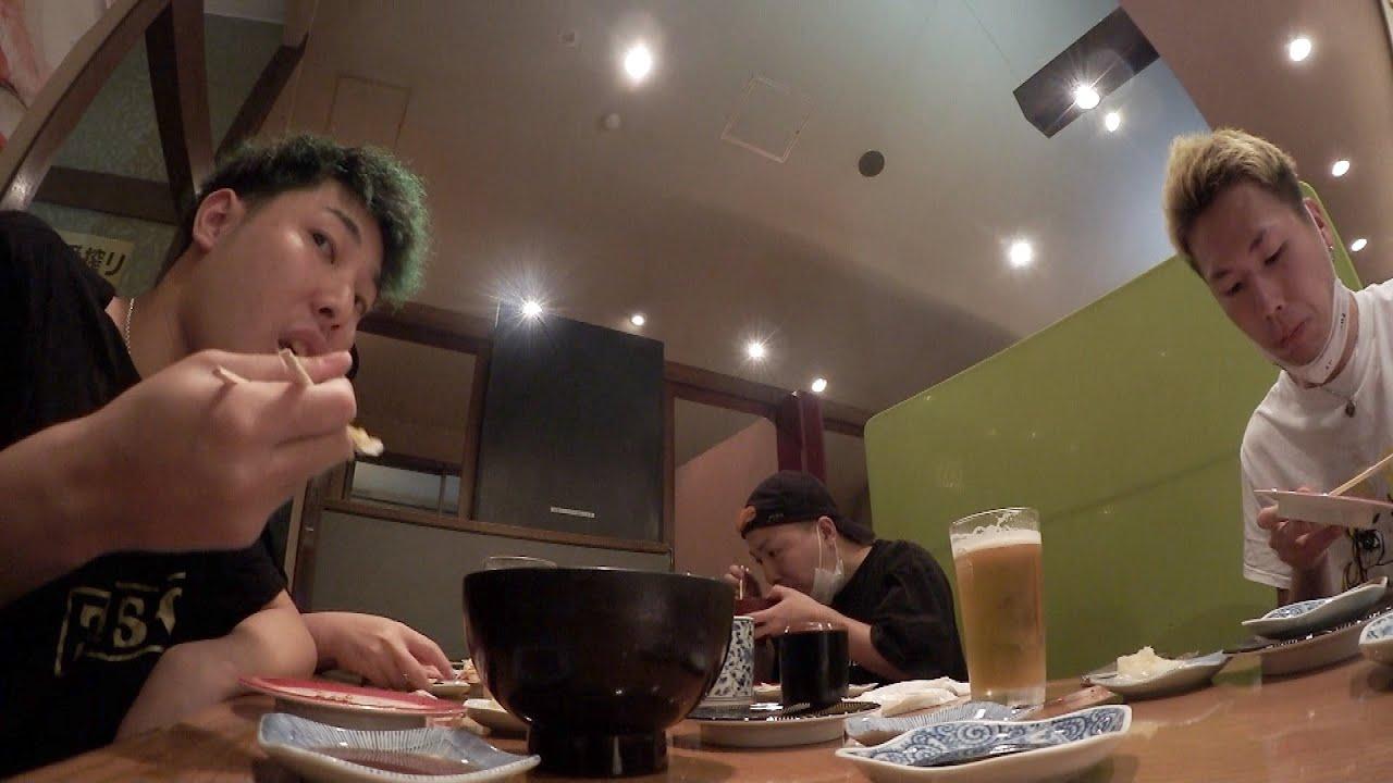 エスポワールみんなでお寿司を爆食い!!