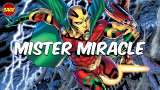 Who is DC Comics Mister Miracle? Vessel of the Anti-Life Equation