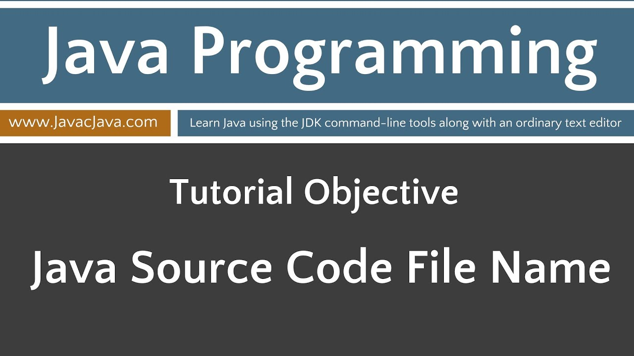Learn java programming source code file names youtube learn java programming source code file names baditri Image collections