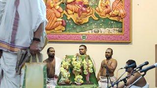 Kritika Mandala Veda Parayanam - 18.12.2018