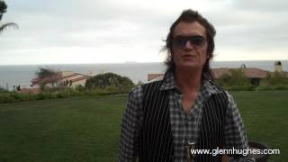 Message from Glenn Hughes - August 2012