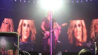 Download keith urban and carrie underwood - the fighter (bismarck, nd 10/6/16) MP3 song and Music Video