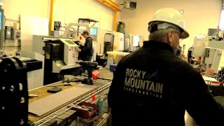 Rocky Mountain Construction Factory Tour part5 of 5