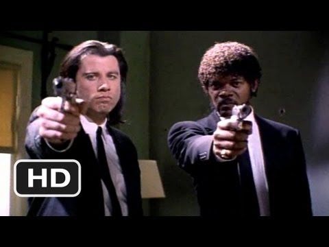 Pulp Fiction Official Trailer #1 - (1994) HD