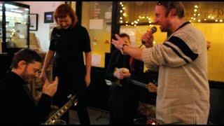 Andi Ray Haverda Band (Bon Bon Jazz Bar, Bratislava, 13.12.2019)