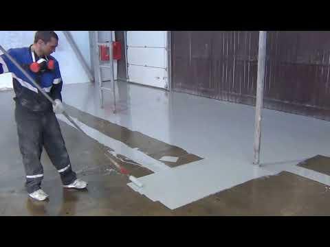 Краска для бетона. 8 (3452) 21-63-62 ЭЛАКОР г. Тюмень. Продажа. Работы.