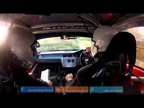 Pokerstars Rally, Isle of Man 2013 - Special Stage
