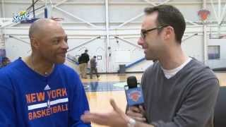 NYK @ MIL: Scouting Report with Jim Cleamons