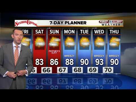 13 First Alert Las Vegas Weather May 11 Morning