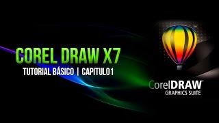 COREL DRAW X7 BASICO ? CAPITULO 1 - Introducci?n, Primeros Pasos.