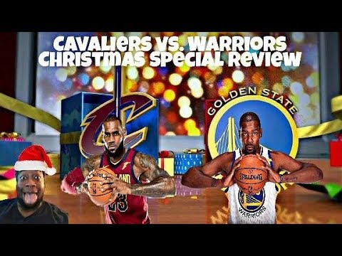 NO STEPH CURRY, NO PROBLEM! Warriors Defeat Cavaliers 99-92 In Christmas Showdown