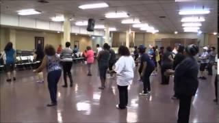 Woop Woop Line Dance