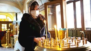 Молитва на удаленке: все о запретах для верующих из-за коронавируса