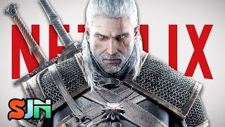 The Witcher: Series Based On The Novels Coming To Netflix