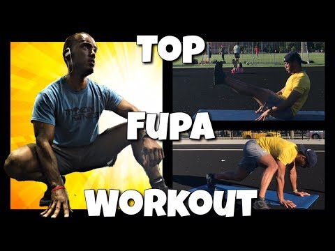 Top 4 FUPA Weight Loss Workouts | Lose Lower Belly Fat Fast
