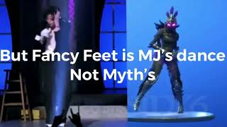 LEAKED FANCY FEET EMOTE IN REAL LIFE ( Fortnite- Bataille Royale)