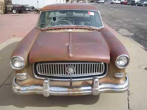 1954 Nash Ambassador Super