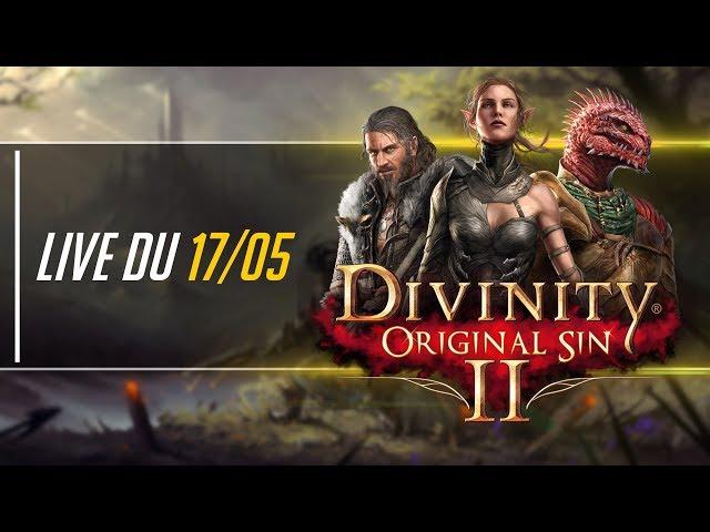 #5 Divinity Original Sin 2 - Séparation, Frites & Mort débile