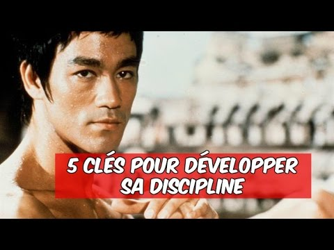 Apprendre à se discipliner ? (5 clés pour savoir s'auto discipliner)