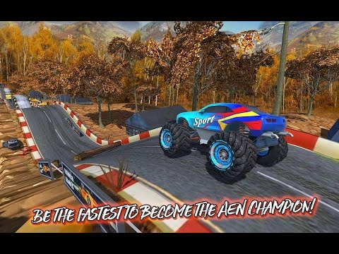 AEN Hill Climb Arena Racer - Car Racing Games - Videos games for Kids - Girls - Baby Android