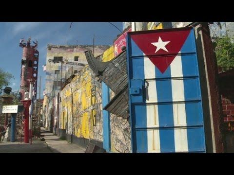 Cuba's street art haven