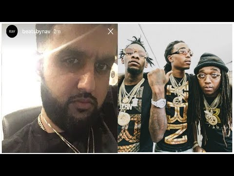 Quavo Co-Signs Nav saying XXL Freshman list is TRASH after pointing out Migos were Snubbed too!