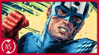 Who Became CAPTAIN AMERICA While Steve Rogers was Frozen? || Comic Misconceptions || NerdSync