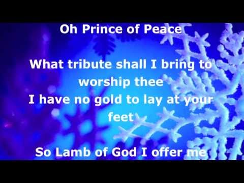 Lamb of God (with lyrics) - Nicole C. Mullen - Christmas