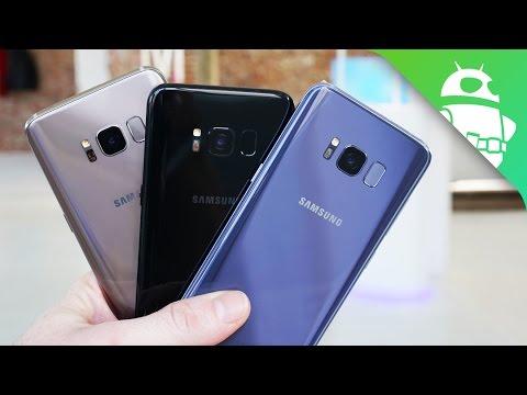 Samsung Galaxy S8 Color Comparison: Which One