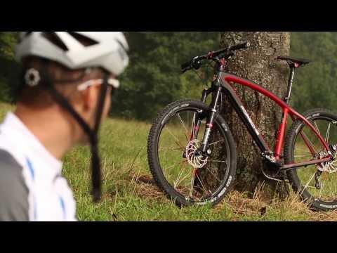 Porsche Bike RX - Test Ride