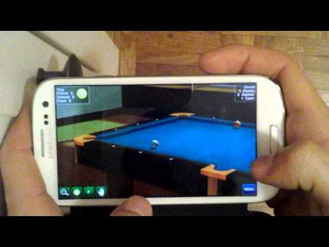 Pool Break Pro for Android: the best pool game