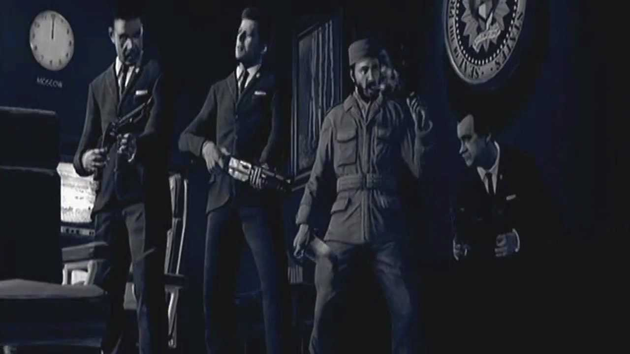 Black Ops Five Zombies Story Youtube
