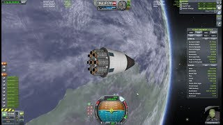 Kerbal Space Program 1.4 Stock Sandbox - Minimizer and Gemi-nine