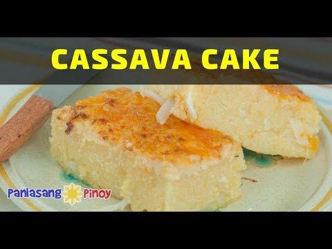 Cassava Cake Panlasang Pinoy Youtube
