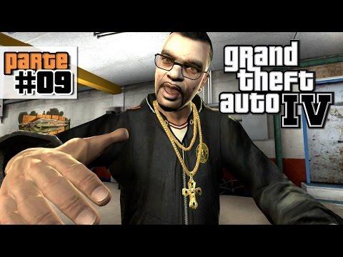 A jogar: GTA IV #9 Café Net, Michelle e Manny (Limpeza das drogas nas ruas)