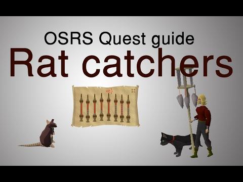 [OSRS] 2017 Ratcatchers quest guide