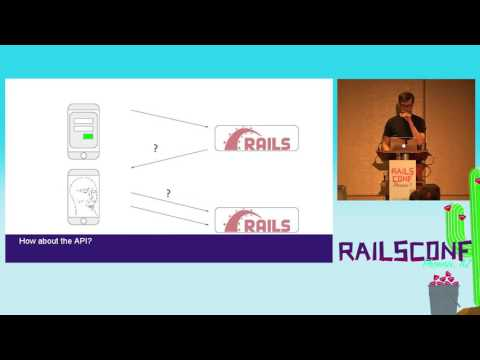 RailsConf 2017: Portable Sessions with JSON Web Tokens by Lance Ivy
